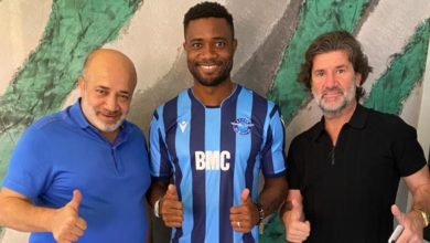 Photo of Aurelien Chedjou Adana Demirspor'da