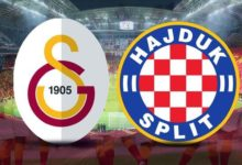 Photo of Galatasaray Hajduk Split CANLI YAYIN