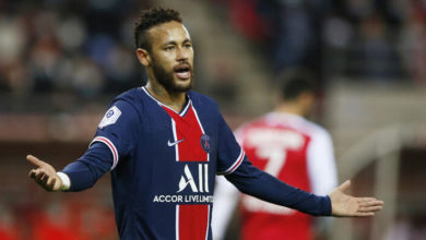 Photo of Son dakika… Neymar'a 34 milyon euroluk şok!