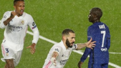 Photo of Real Madrid 1-1 Chelsea