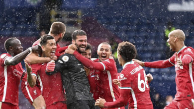 Photo of Alisson'dan tarihi gol! West Bromwich 1-2 Liverpool MAÇ ÖZETİ